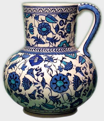 fancy jug